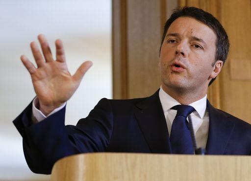 BRITAIN-ITALY-POLITICS-DIPLOMACY