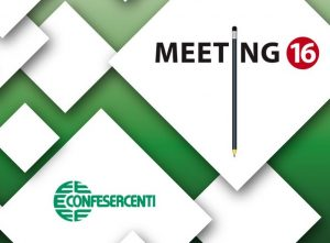 Meeting Confesercenti 2016