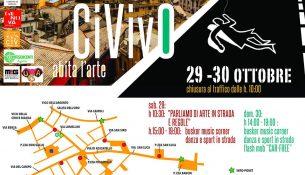 """Confesercenti Liguria: in programma questo fine settimana l'evento """"CiVivo"""",due giorni di musica,arti e gioco in strada"""