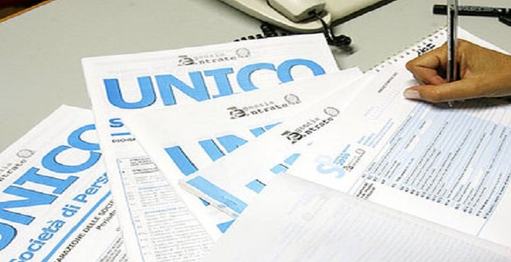 Fisco: modello 'Unico' cambia nome, arriva 'Redditi'