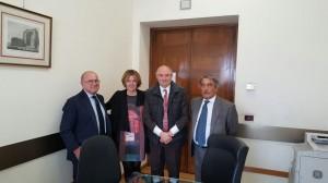 Salute, Fipac incontra il Ministro Beatrice Lorenzin