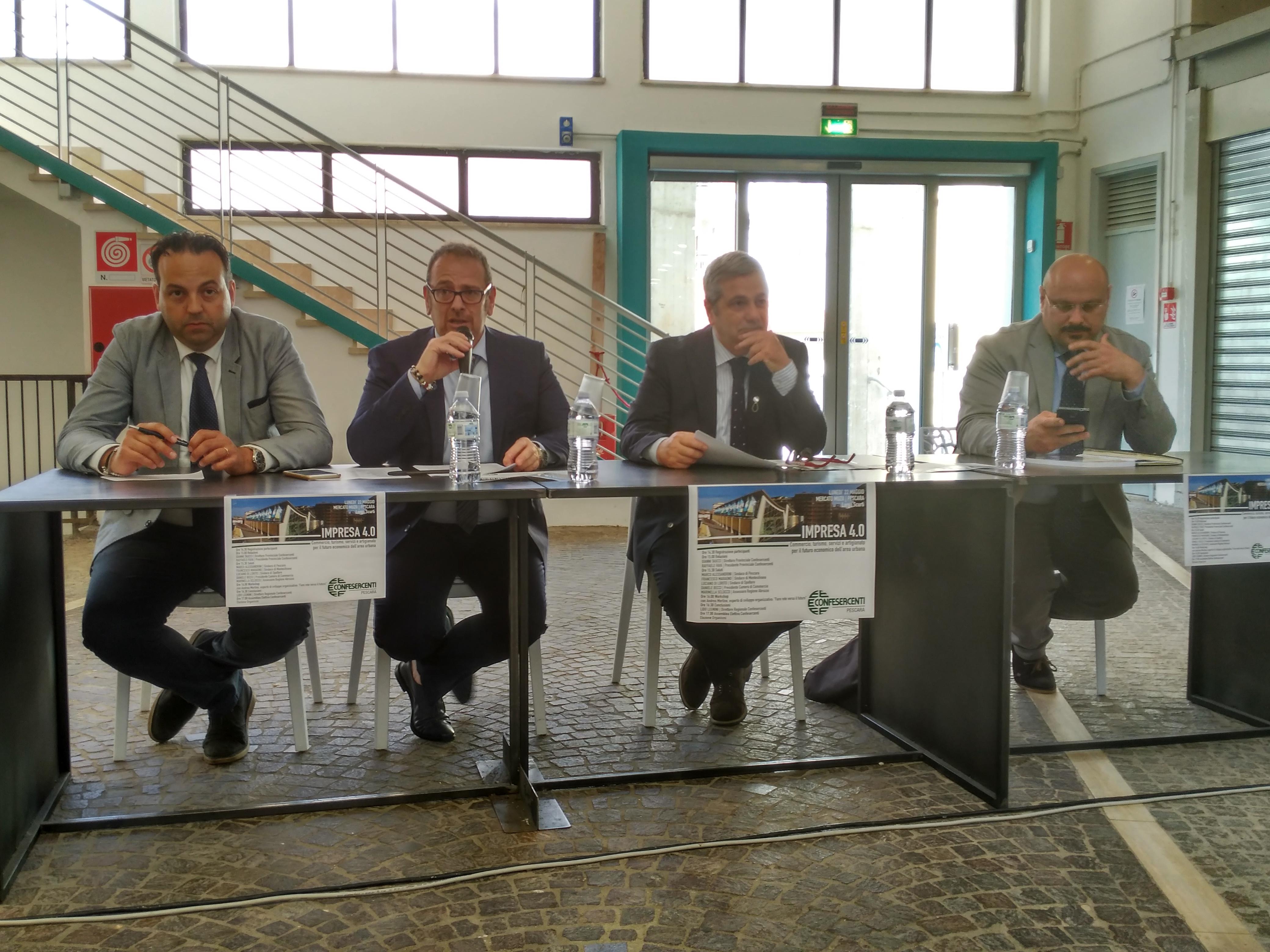 Pescara, Confesercenti: Raffaele Fava confermato ...