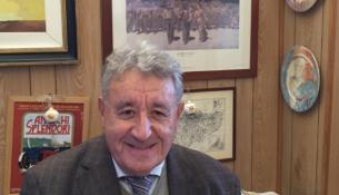 Emilio Cordeglio, Presidente Assoviaggi Liguria